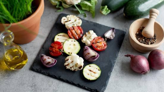 5 Tipps für vegetarisch Grillen & Rezepttipp