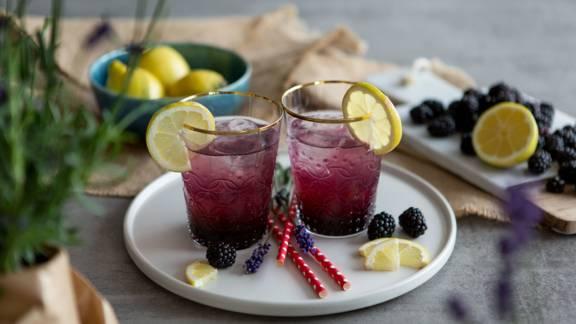 Brombeer-Limonade selber machen