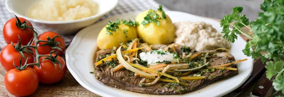 Tafelspitz-Rezept: Eine Wiener Spezialität