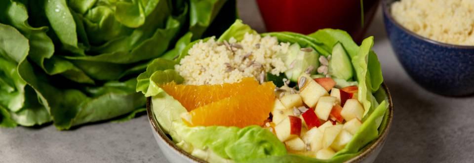 Salad Bowl mit Couscous